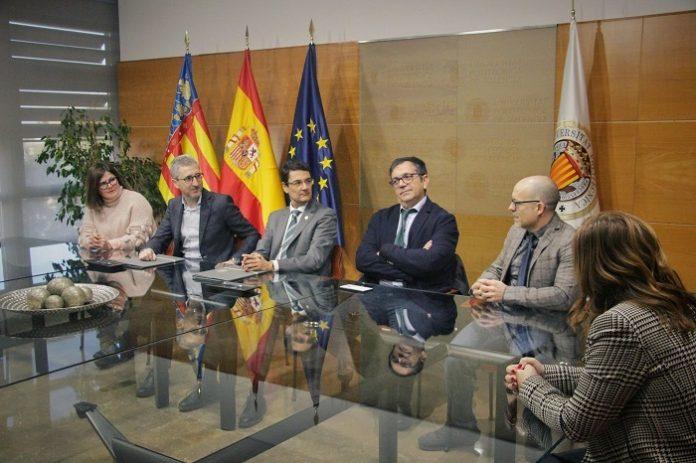 Nace en Valencia la primera cátedra dedicada a la Geomática en España
