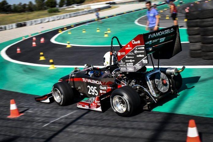 Formula Student UPV, mejor equipo europeo y 3º del mundo