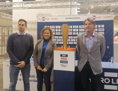 La Selección Masculina de Hockey se prepara en Valencia para Tokio 2020