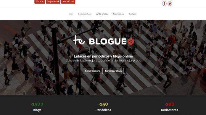 Te Blogueo, un proyecto andaluz de Linkbuilding, conquista el mercado internacional