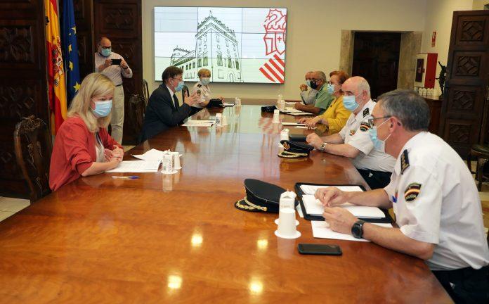 Valencia aprueba medidas sancionadoras para quienes incumplan las normas sanitarias