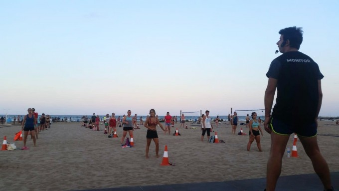 6.000 personas participan en las actividades deportivas en la Malva-rosa