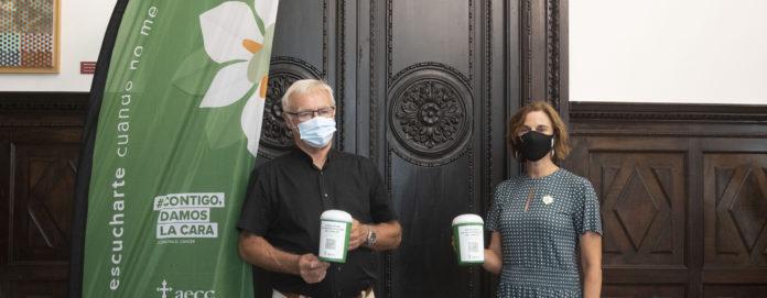 València apela a la ciudadanía en la lucha contra el cáncer