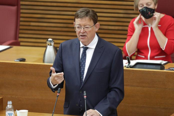 Estrategia Valenciana para la Recuperación con 410 proyectos hasta 2027